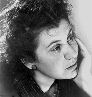 Etty Hillesum. Via Wikimedia Commons.